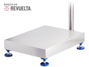 Basculas electronicas de banco y piso modelo erp 3 b sculas revuelta - Pisos de bancos y cajas ...