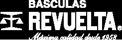 Logo Footer Básculas Revuelta