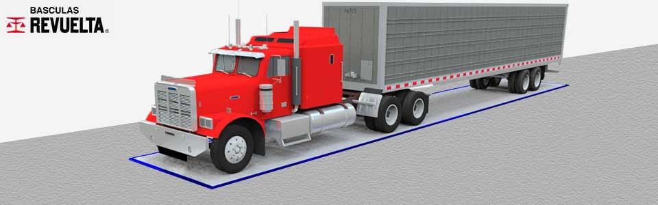 Resultado de imagen para básculas para camiones