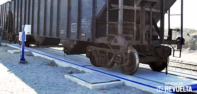 Resultado de imagen para basculas ferrocarril