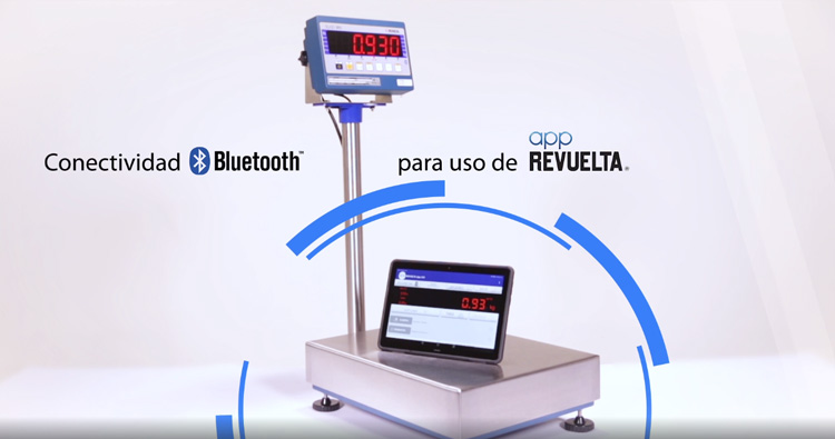 Video Basculas serie ERP 310